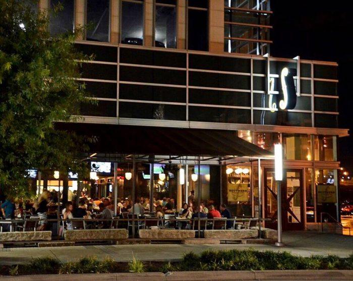 4. The Southern Steak & Oyster - Nashville