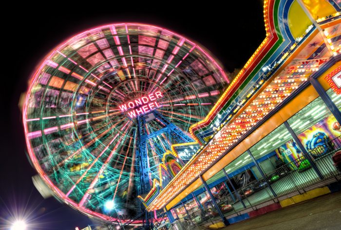 3. Our iconic amusement parks are filled with nostalgia and excitement.