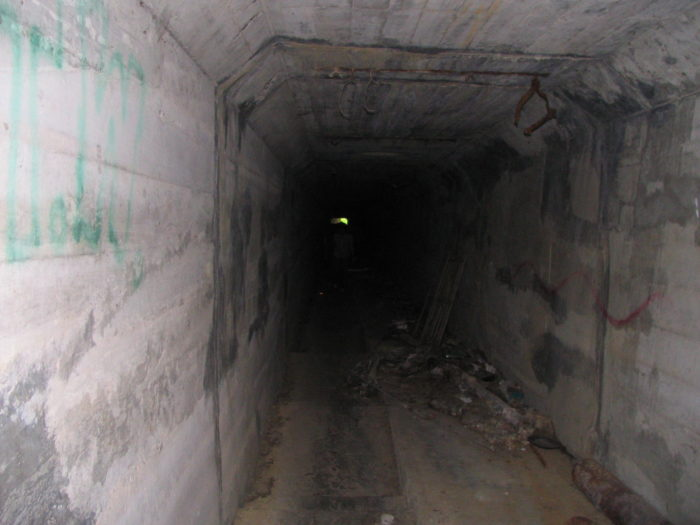 8. The tunnel wasn't just a death tunnel.