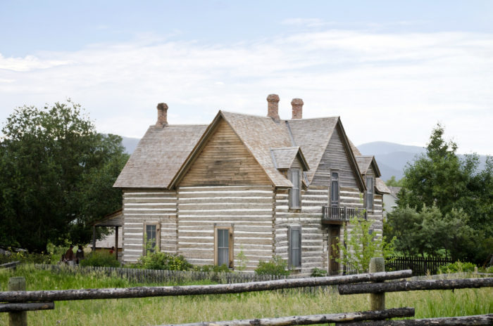 5. The Tinsley House, Bozeman