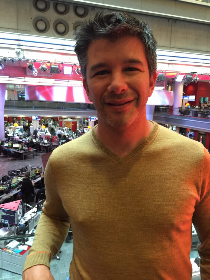 9. Travis Kalanick: CEO and Co-Founder of Uber and Red Swoosh