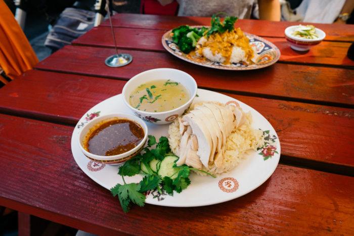 4. Nong's Khao Man Gai's Signature Dish