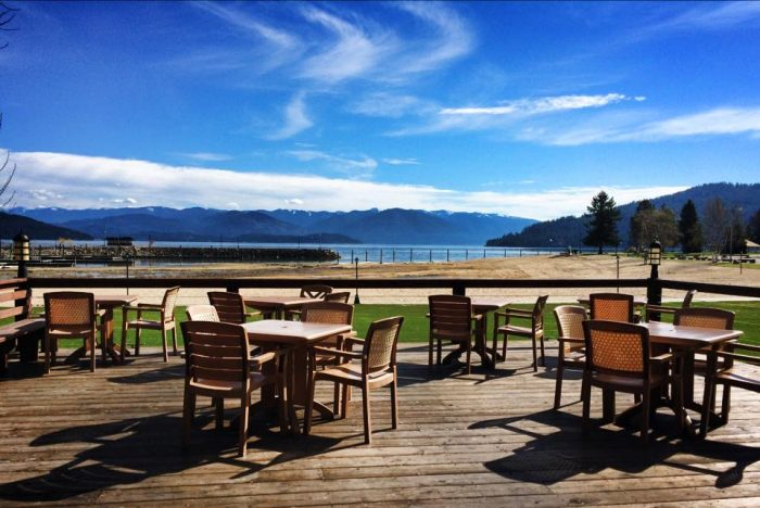 6. Trinity at City Beach, Sandpoint