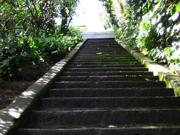 7. Baker Street Steps