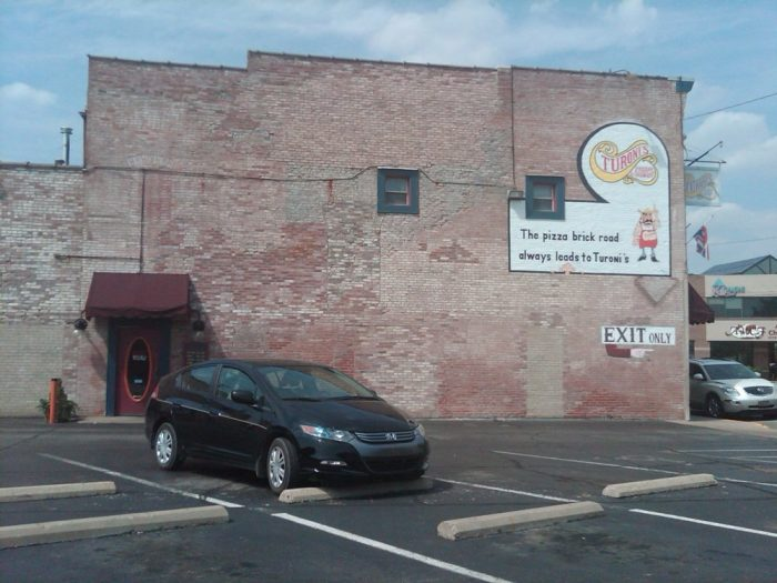 6. Turoni's Pizzery and Brewery - Evansville