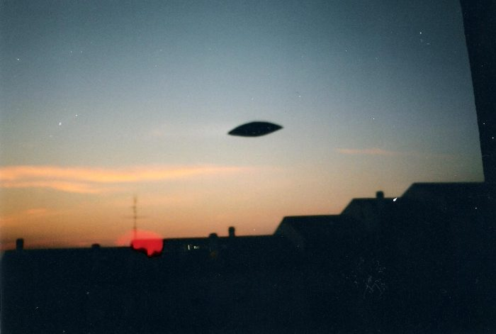2. The Mariana UFO Incident in Great Falls was an alien sighting… and the Air Force covered it up.