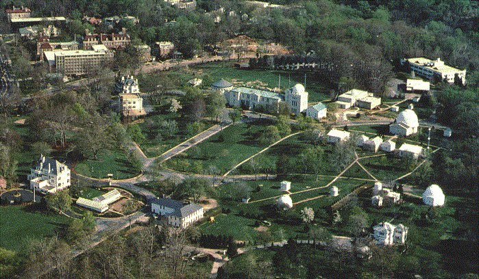 9. Naval Observatory