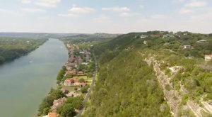 What This Drone Footage Caught In Austin Will Drop Your Jaw