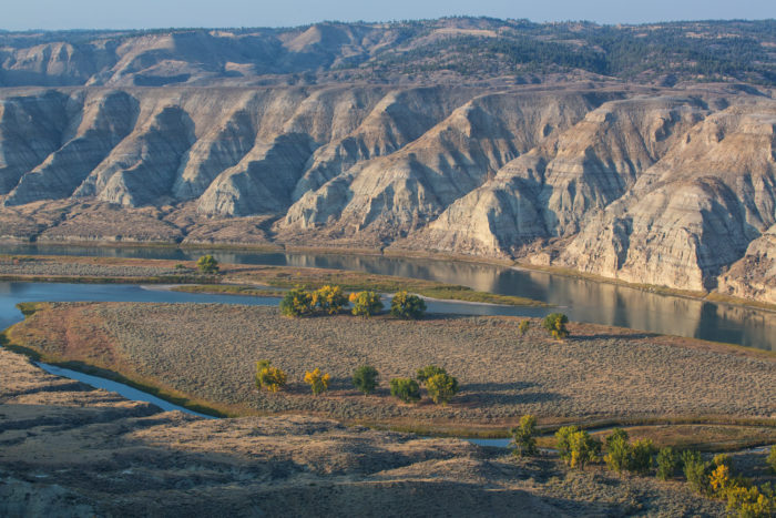 7. Missouri Breaks National Back Country Byway