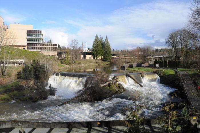 8. Tumwater Falls