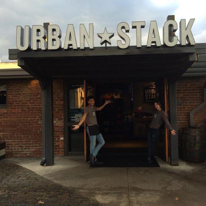 1. Urban Stack - Chattanooga