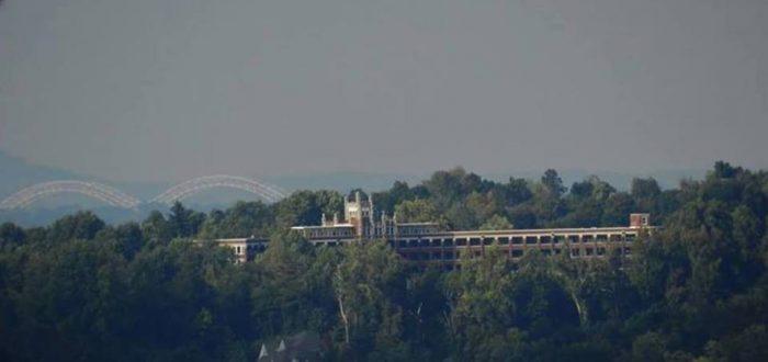 5. Waverly Hills Sanatorium at 4400 Paralee Lane in Louisville