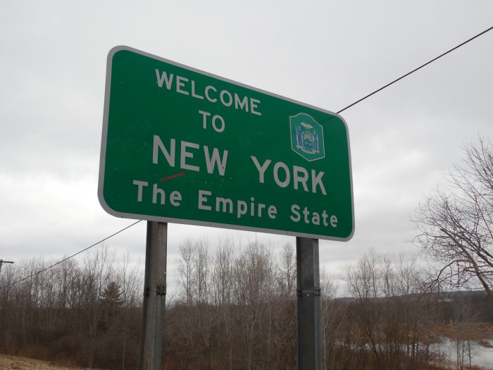10. An ongoing debate has be taking place since the beginning of time over what exactly is Upstate New York.