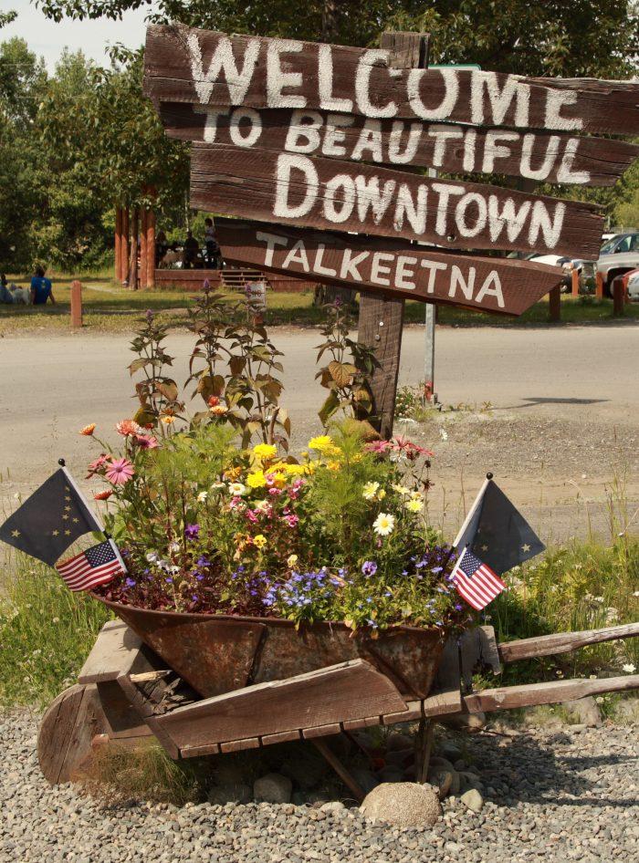 5. Alaska: Talkeetna