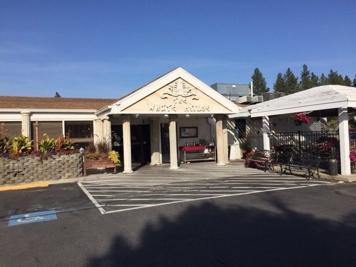 7. The White House Grill, Post Falls