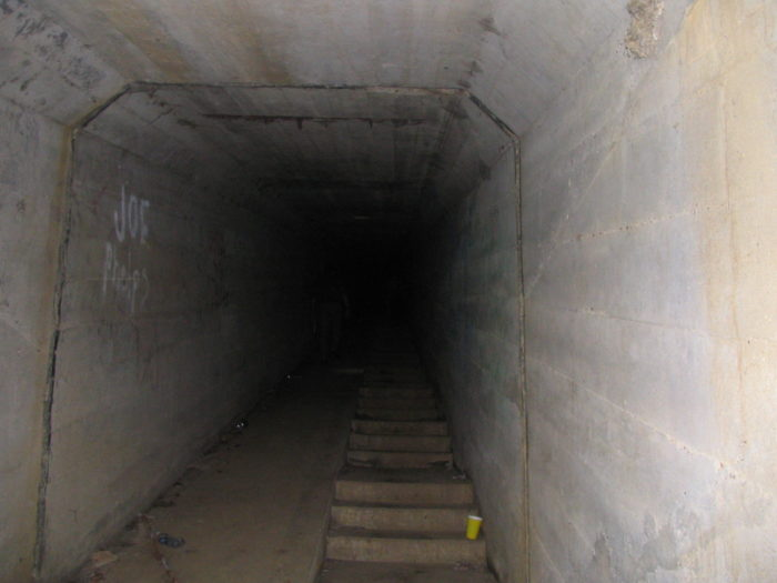 6. Why do they call it the death tunnel?