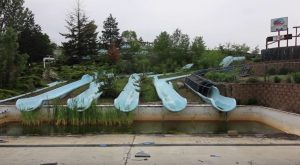 The Remnants Of This Abandoned Water Park In Idaho Are Hauntingly Beautiful