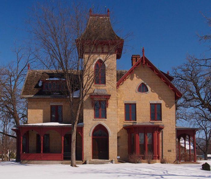 8. William G. LeDuc House