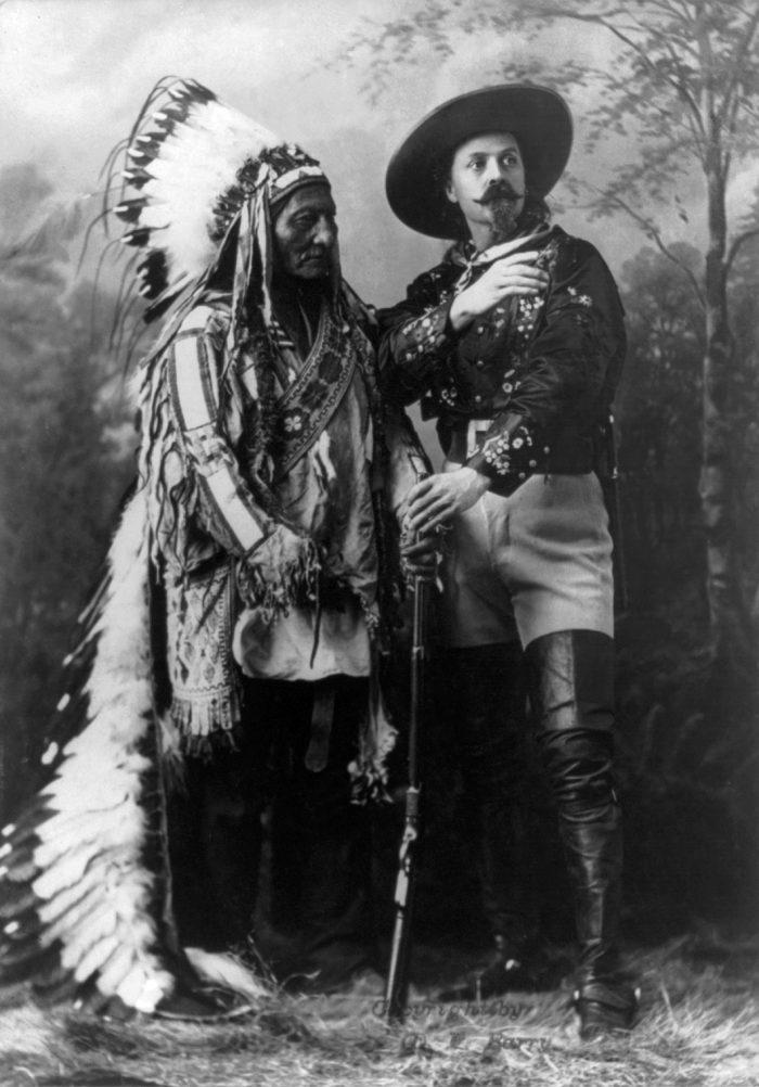 10. Buffalo Bill's Wild West Show