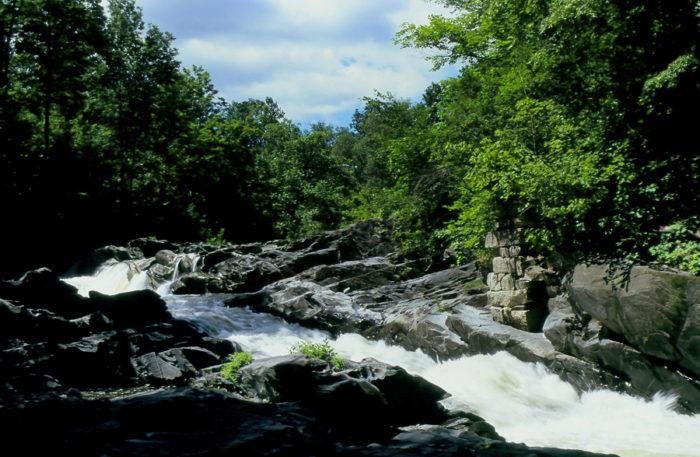 13.  Willoughby Falls, Barton