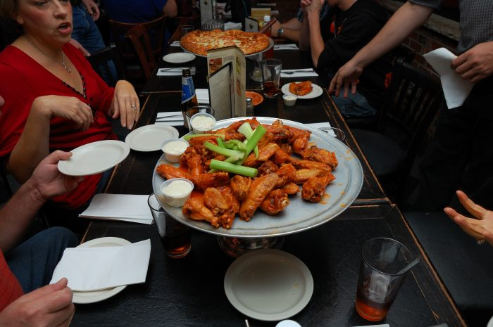14. We know that you always call these wings, and never Buffalo wings.