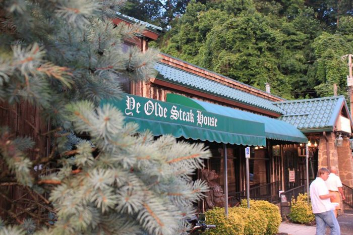 5. Ye Olde Steakhouse - Knoxville