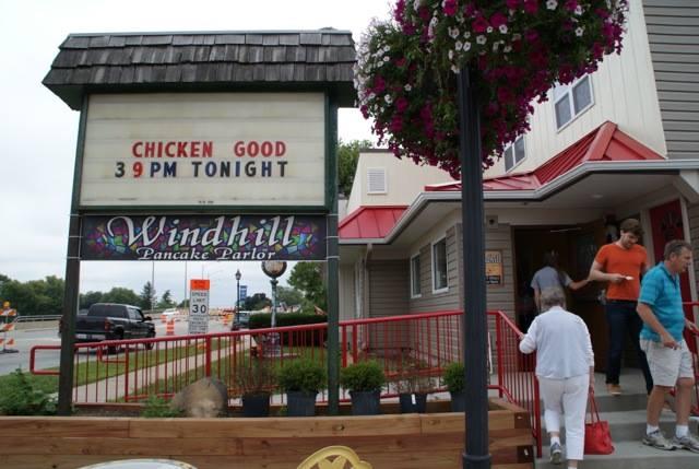 2. Windhill Pancake Parlor