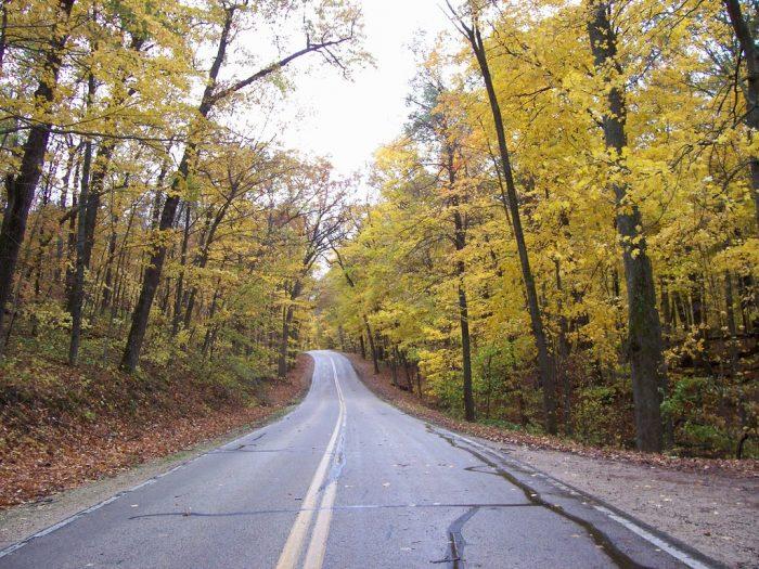 2. Kettle Moraine Scenic Drive
