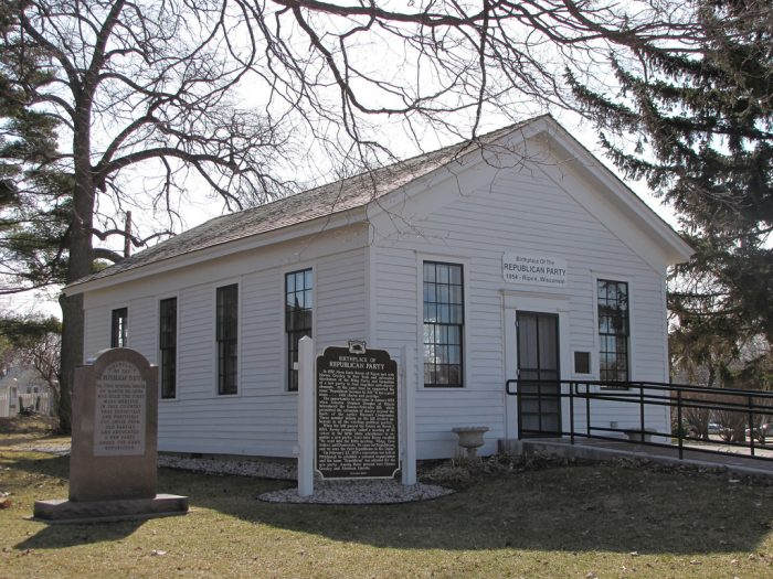 2. Little White School House (Ripon)