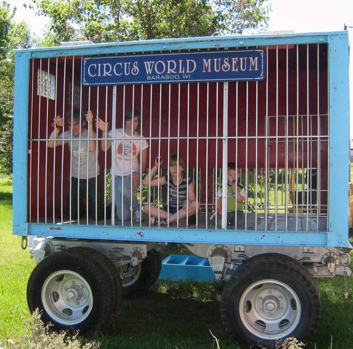 4. Circus World (Baraboo)