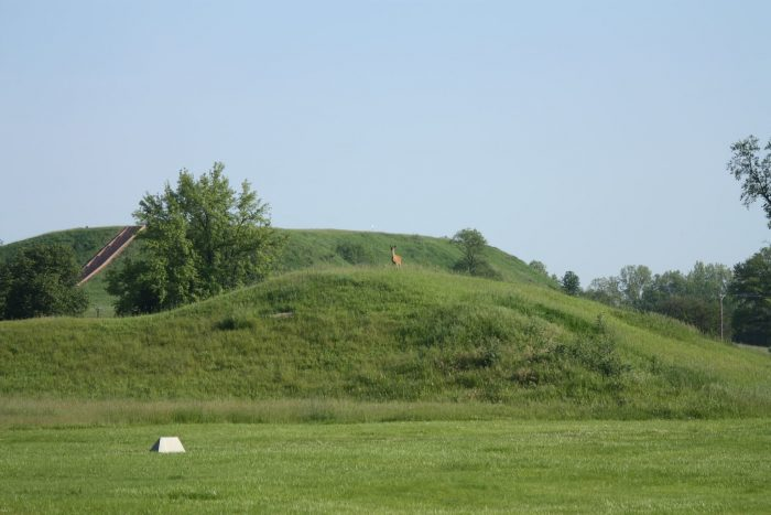 5. Cahokia Mounds (Collinsville)