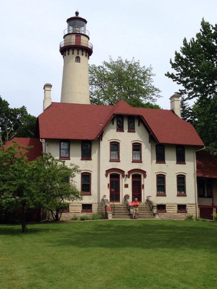6. Grosse Point Lighthouse (Evanston)