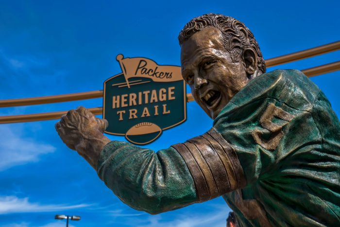 6. Packers Heritage Trail