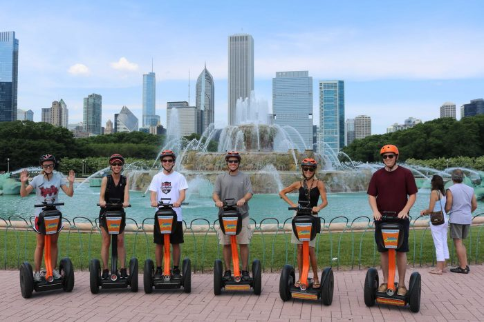 1. Absolutely Chicago Segway Tours