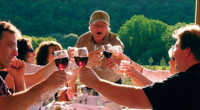 2. Vino in the Valley