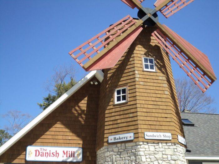 6. The Danish Mill