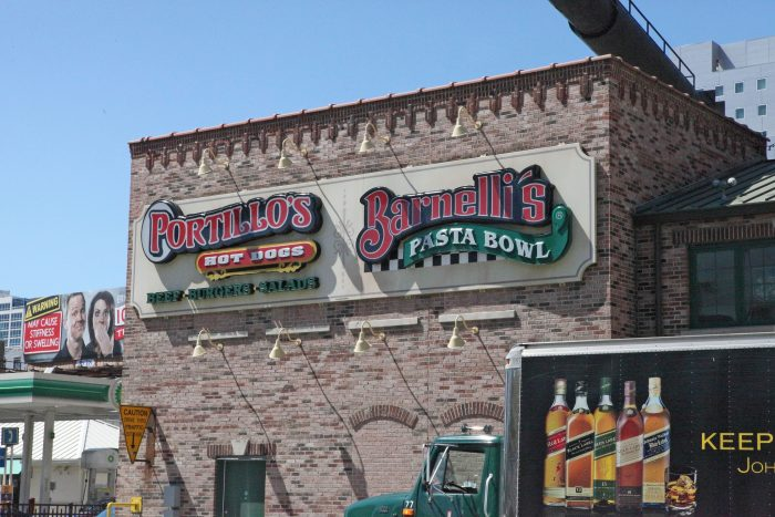 6. Avoid Portillo's during lunch.