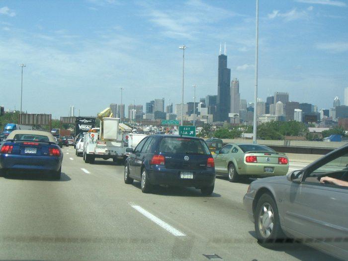 9. Understand that traffic stinks.