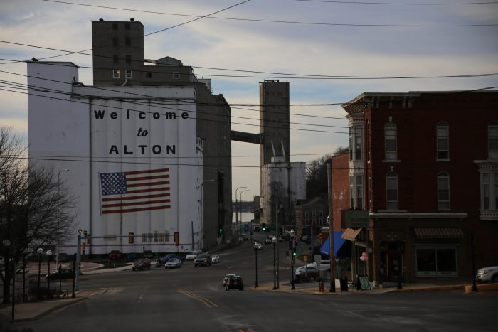 2. The downtown area definitely shows its history.