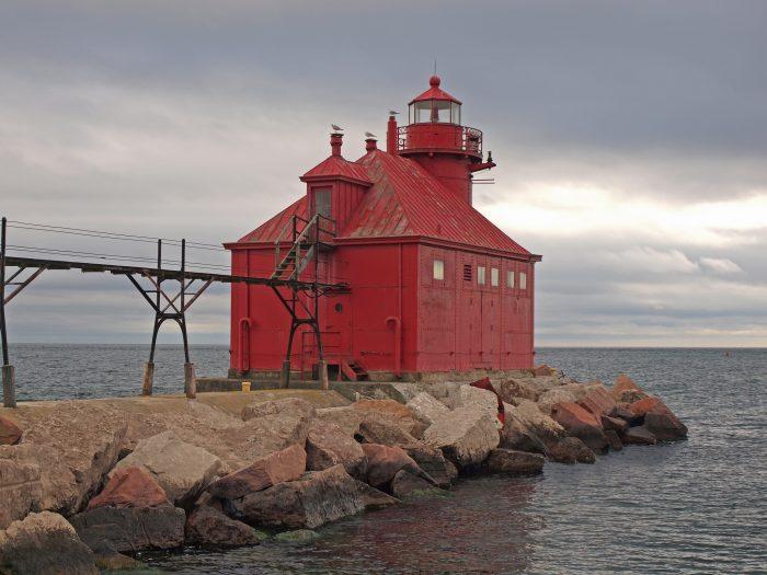9. Sturgeon Bay