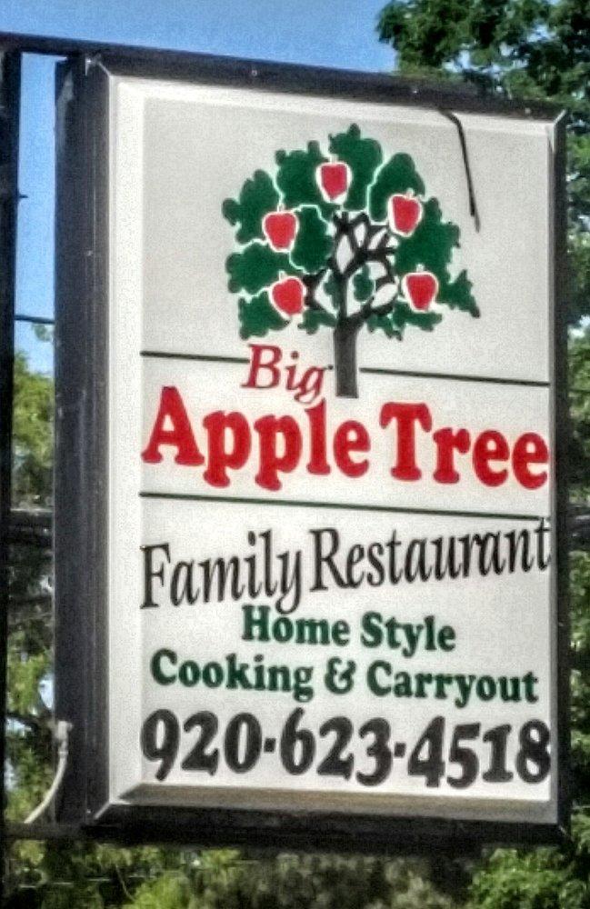 3. Big Apple Tree Family Restaurant