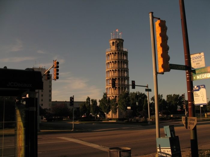 2. Leaning Tower of Niles (Niles)