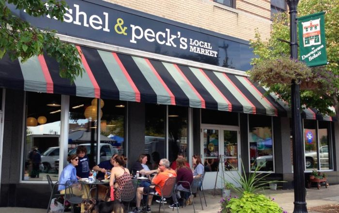 4. Bushel and Peck's