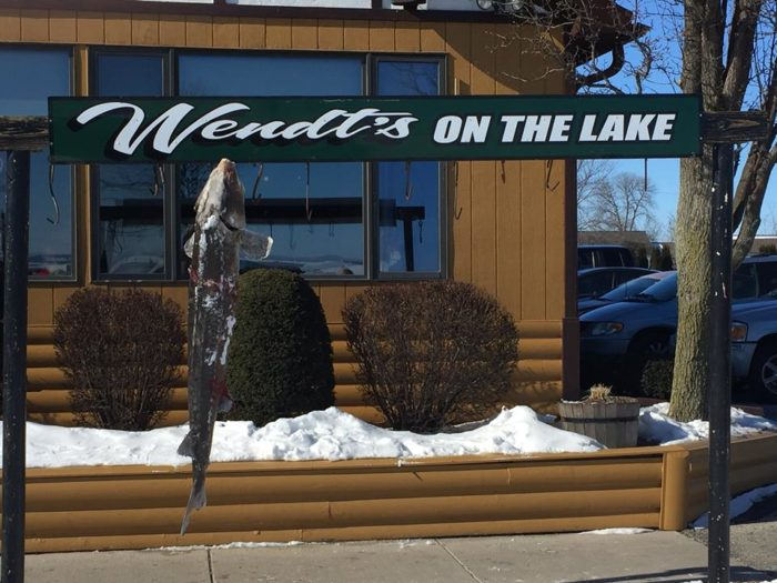 8. Wendt's on the Lake