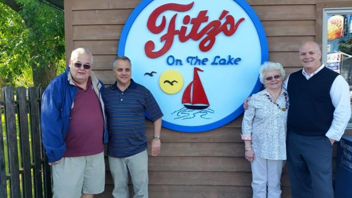 11. Fitz's on the Lake