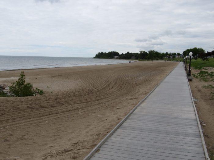 1. Crescent Beach Boardwalk (Algoma)