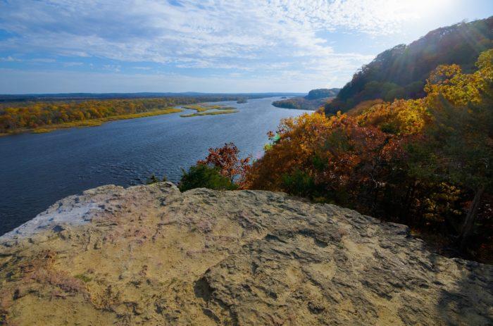 12 Of The Top Scenic Overlooks In Wisconsin
