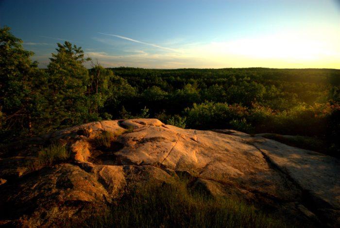 5. Priest Rock (Mountain)