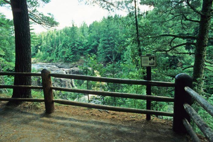 7. Copper Falls (Morse)