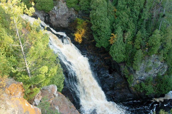 8. Pattison State Park (Superior)